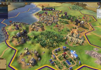 Civilization VI December update coming on the 17th