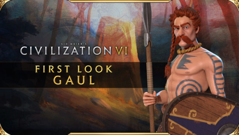 Byzantium and Gaul Civilization VI