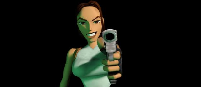 Character Select: Classic Lara Croft