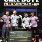 Denial Are the Call of Duty World Champions