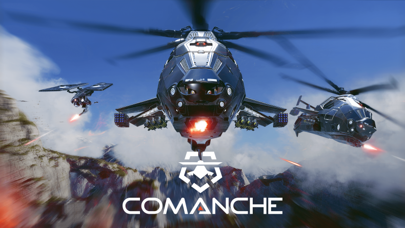 Comanche preview