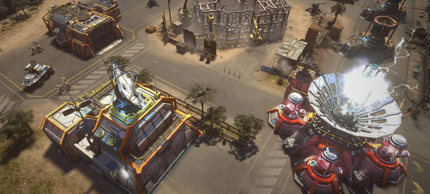 Exclusive: Footage of Command & Conquer at Gamescom