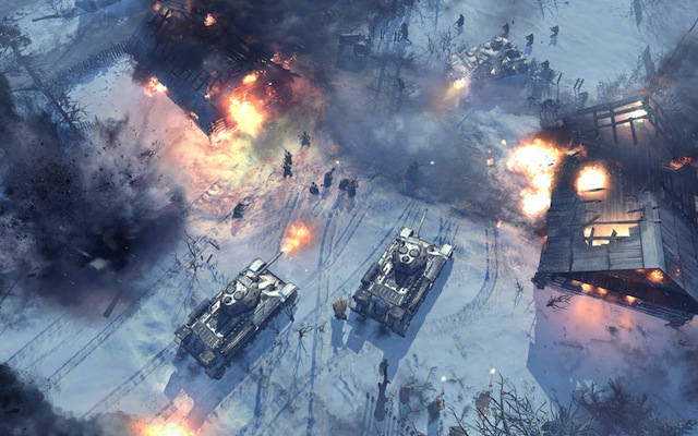 Company of Heroes 2 - Announcement