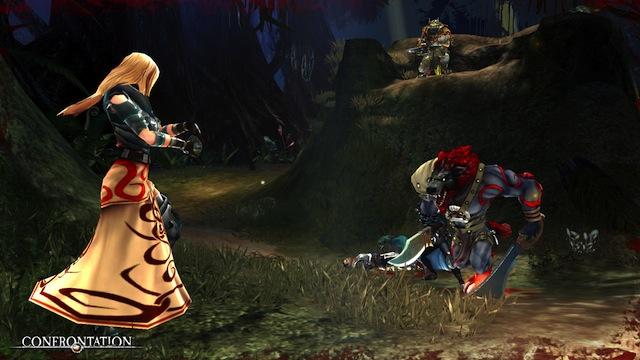 Confrontation - Screenshot 1