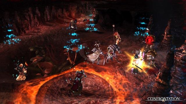 Confrontation - Screenshot 2