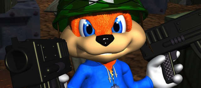 Conker's Bad Fur Day Featured