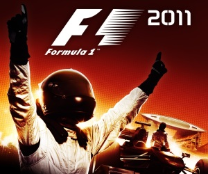 F1 2011 Screeches Into The PlayStation Vita Launch, Plus Trailer