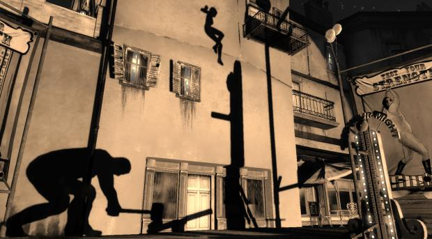 Contrast Screenshot Gameplay