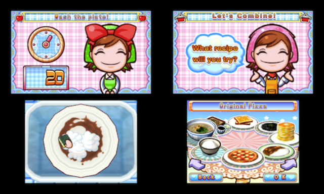 Cooking Mama 4 - Pizza