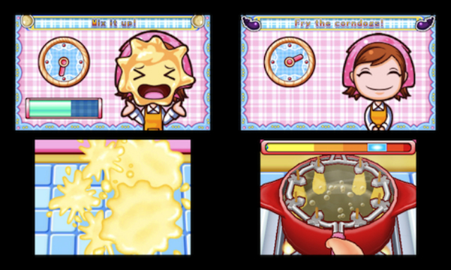 Cooking Mama 4 - Splat