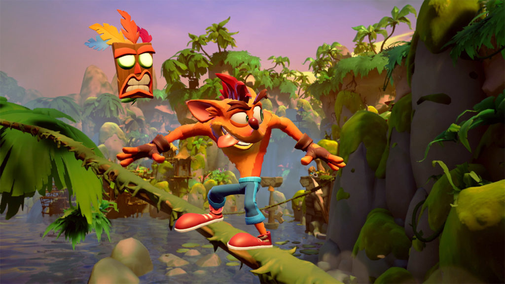 Crash Bandicoot 4: It's About Time Nintendo Switch review