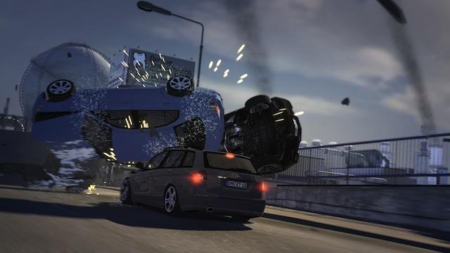 Crash Time 4: The Syndicate - Flip