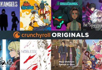 Crunchyroll Originals