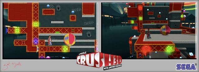 Crush3D - Side-By-Side Inside