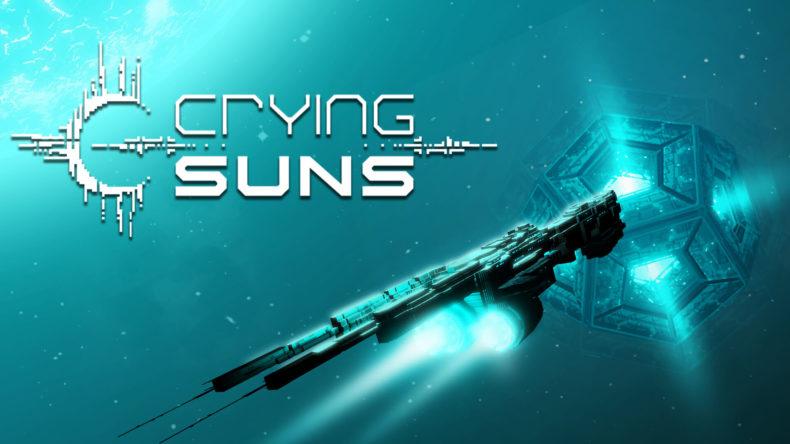 Crying Suns review main image