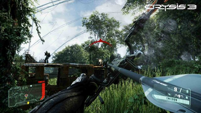 Opinion: Crysis 3 - Sandbox or Playground?