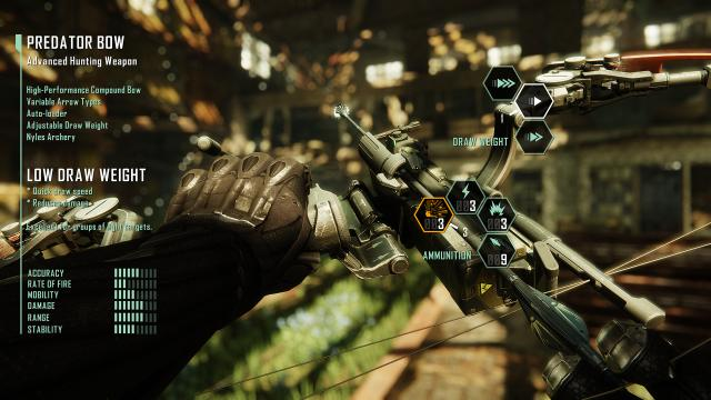 Crysis 3 - Customise Weapon