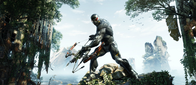 Crysis 3 – PC Vs. Xbox 360 Comparison