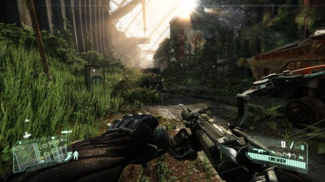 Crysis 3 - Jungle