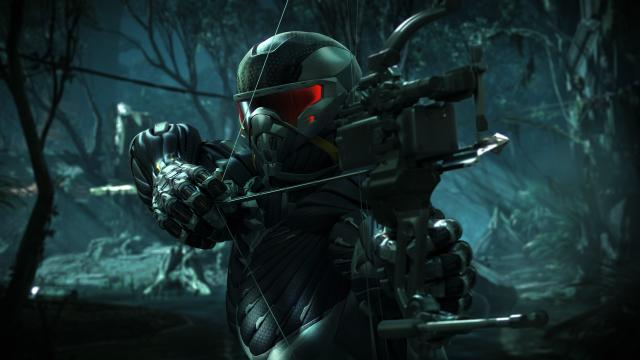 Crysis 3 - Prophet and the bow