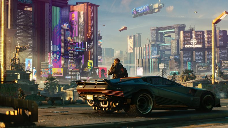 Podcast #379: A Nice Long One - Cyberpunk 2077 delay