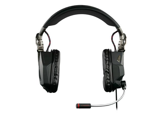 Cyborg Headset - Head On