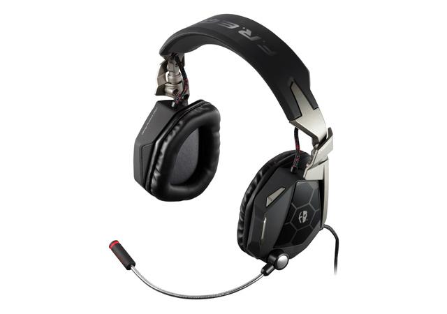 Cyborg Headset - Isometric