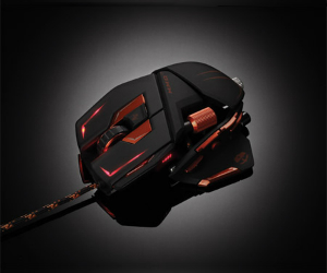 Cyborg M.M.O. 7 Gaming Mouse Review