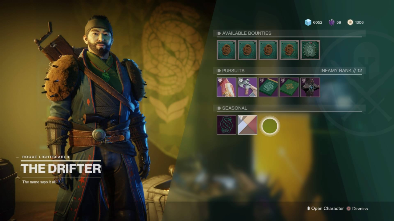 Destiny 2: So long, Outlaws, Season 5 incoming, and here's