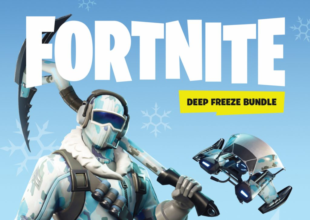 Fortnite heads to retail this November with Warner Bros distributing