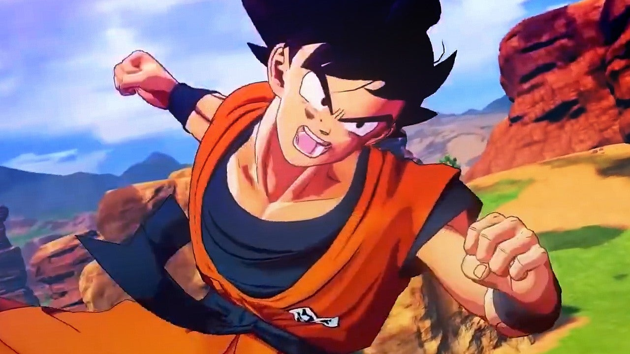 Dragon Ball Z Kakarot screenshot