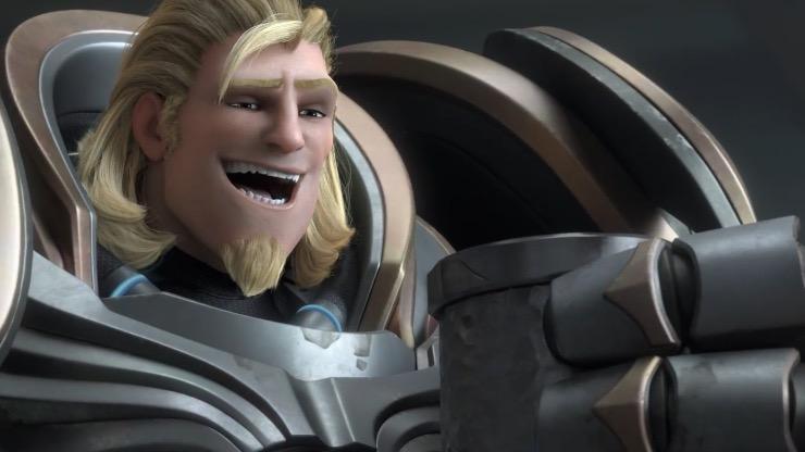 Overwatch Gets A New Reinhardt Short Titled Honor And Glory Godisageek Com