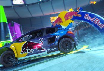 DIRT 5 Red Bull update