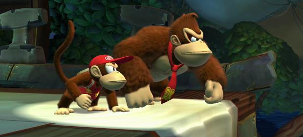Donkey Kong Country: Tropical Freeze Preview – Monkey Business
