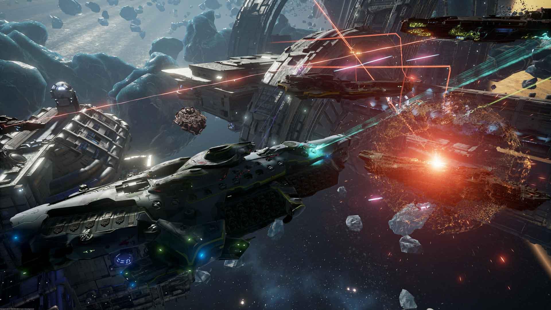 Dreadnought Gets A New Co Op Mode On Ps4 Godisageek Com