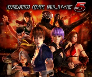 Go Behind the Scenes of Dead or Alive 5 with Fighter Chronicles