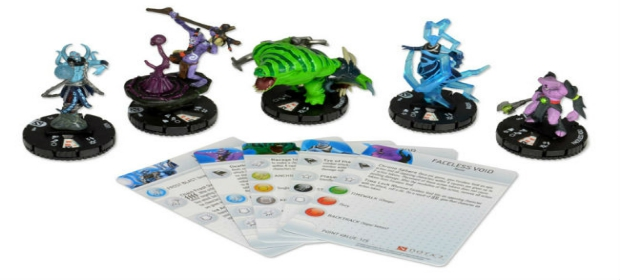 DOTA 2 HeroClix Coming to The UK