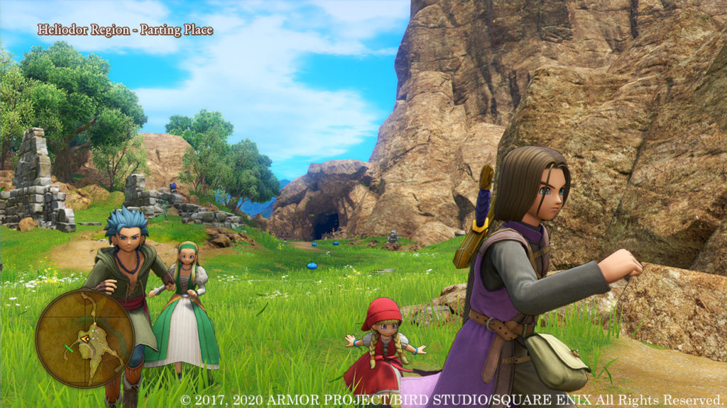 The Dragon Quest Xi S Demo Is Available Now Godisageek Com He does get good armor options so he can do a bit of tanking as well. the dragon quest xi s demo is available