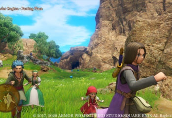 Dragon Quest XI S Demo is available now