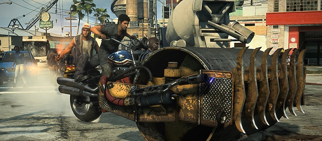 New Dead Rising 3 Trailer Released