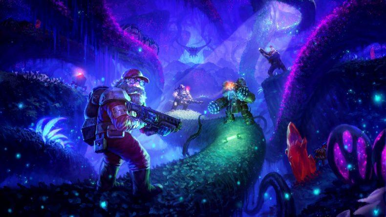 Deep Rock Galactic Update 33 is live now