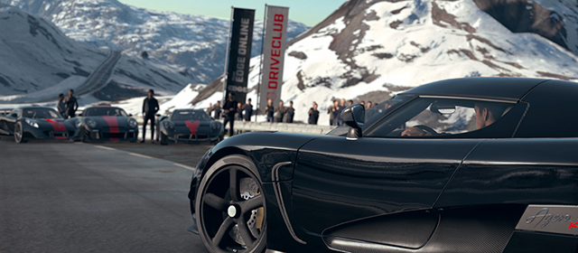 New DriveClub Footage is Short, But Pretty