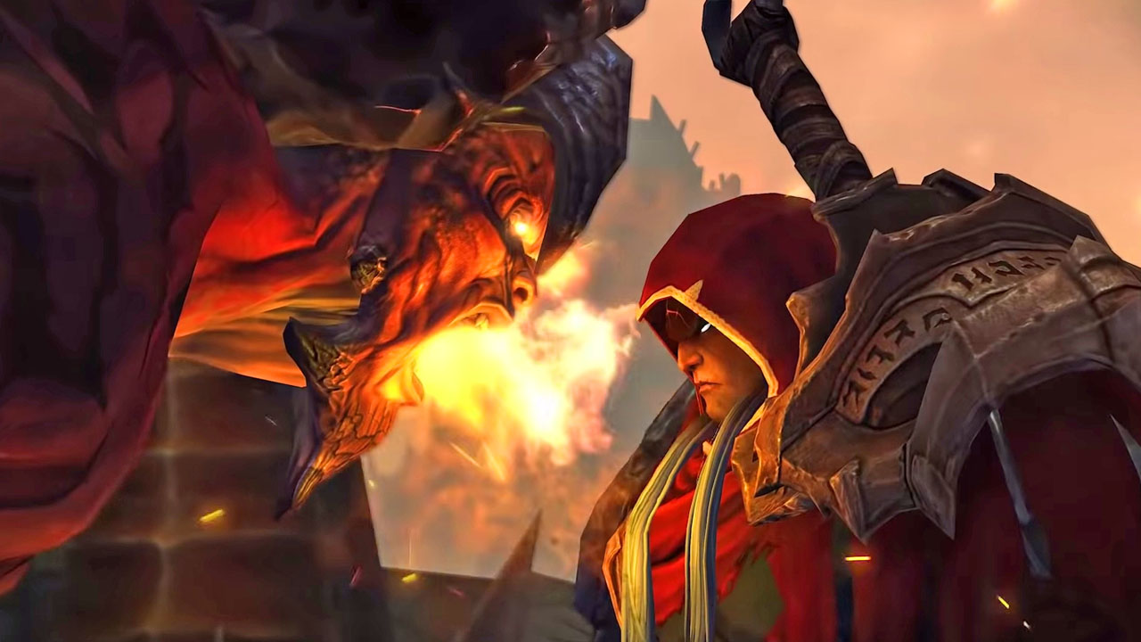 Darksiders: Warmastered Edition - Switch review - GodisaGeek com