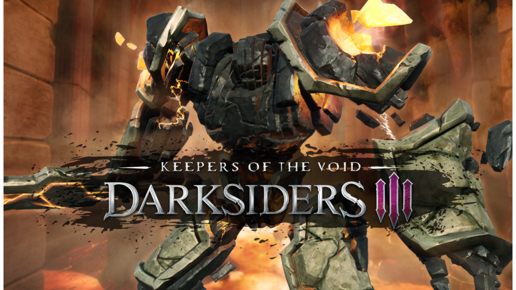 Darksider 3: Keepers of the Void DLC review - GodisaGeek com