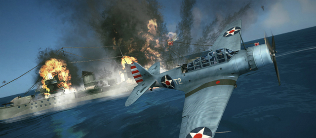 First 15 Minutes: Damage Inc. Pacific Squadron WWII