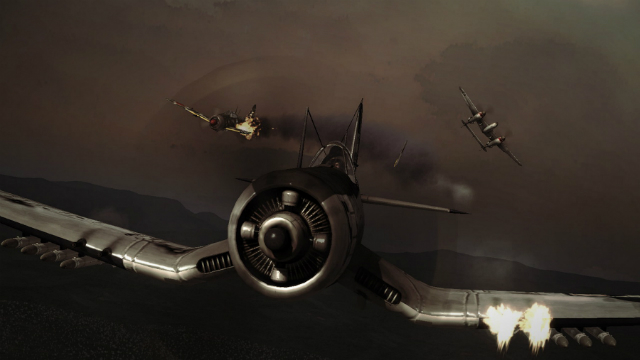 Damage Inc. Pacific Squadron WWII - Screenshot 1