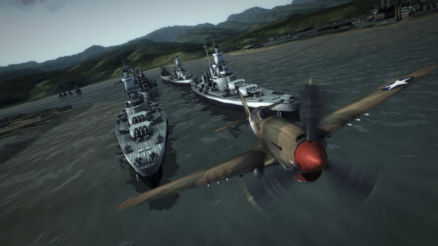 Damage Inc. Pacific Squadron WWII - Screenshot 2