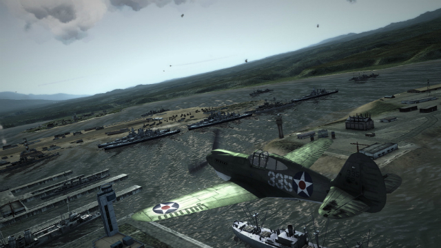 Damage Inc. Pacific Squadron WWII - Screenshot 3