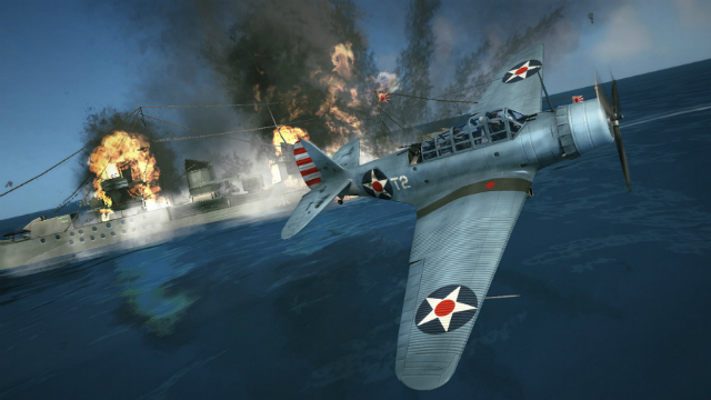Damage Inc. Pacific Squadron WWII - Screenshot 4