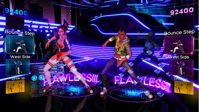 Dance Central 2 - Flawless